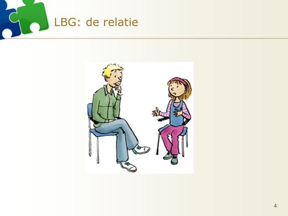 LBG: de relatie Link naar de tekst: effectiviteit van coaching