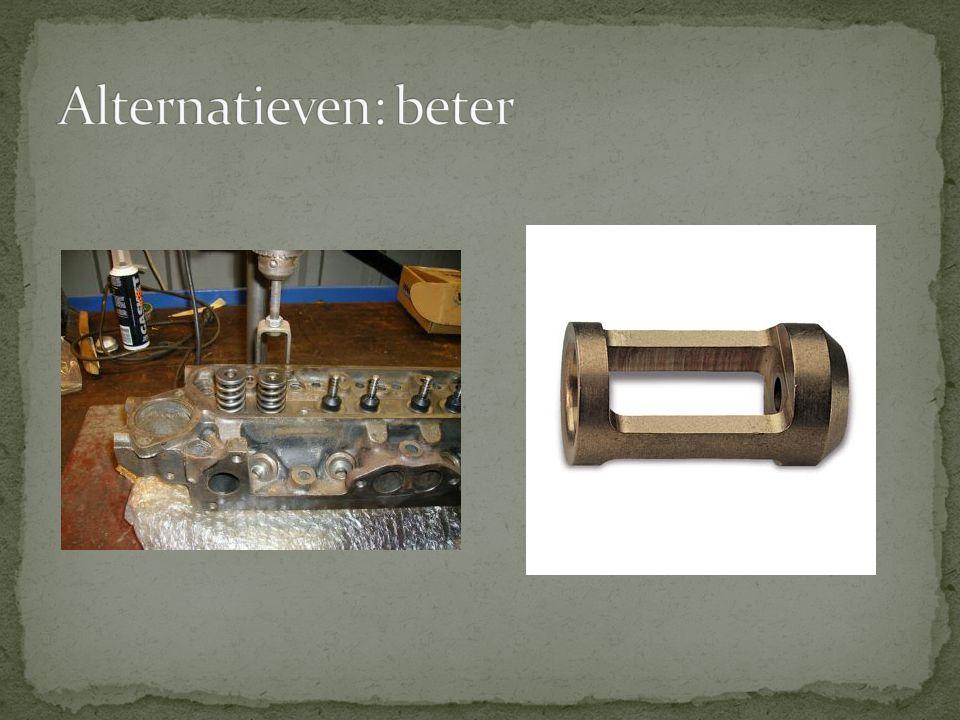 Alternatieven: beter