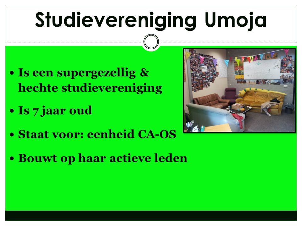 Studievereniging Umoja