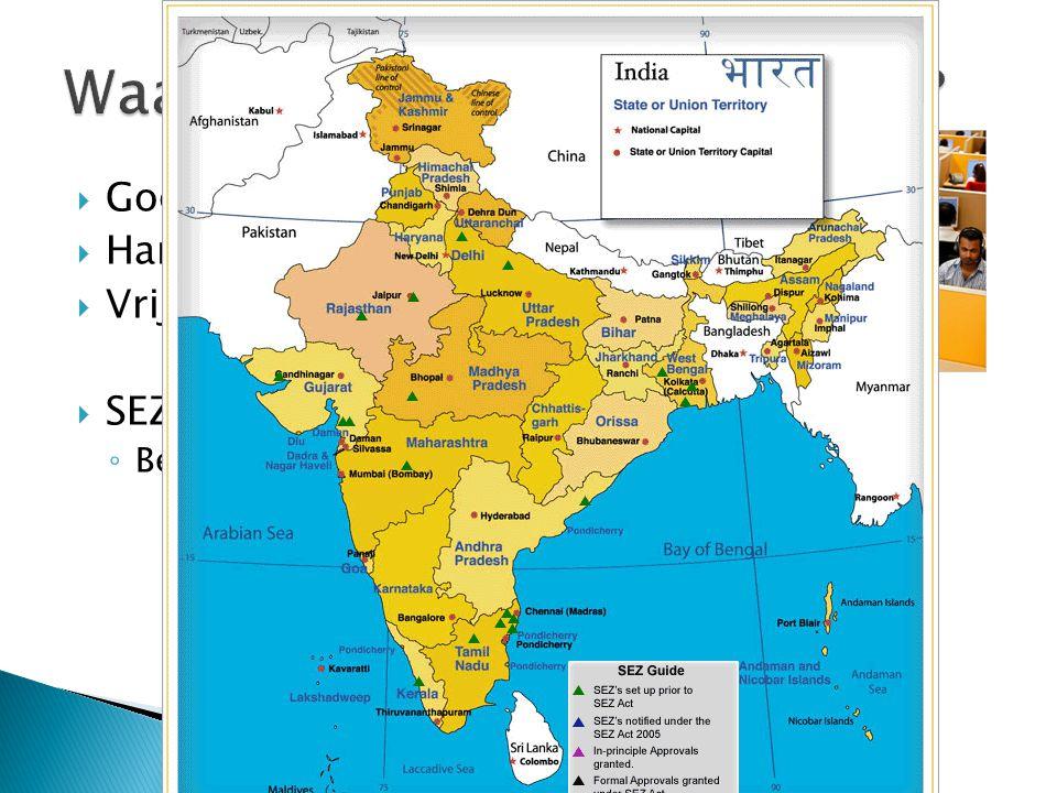 Waarom de IT-sector in India