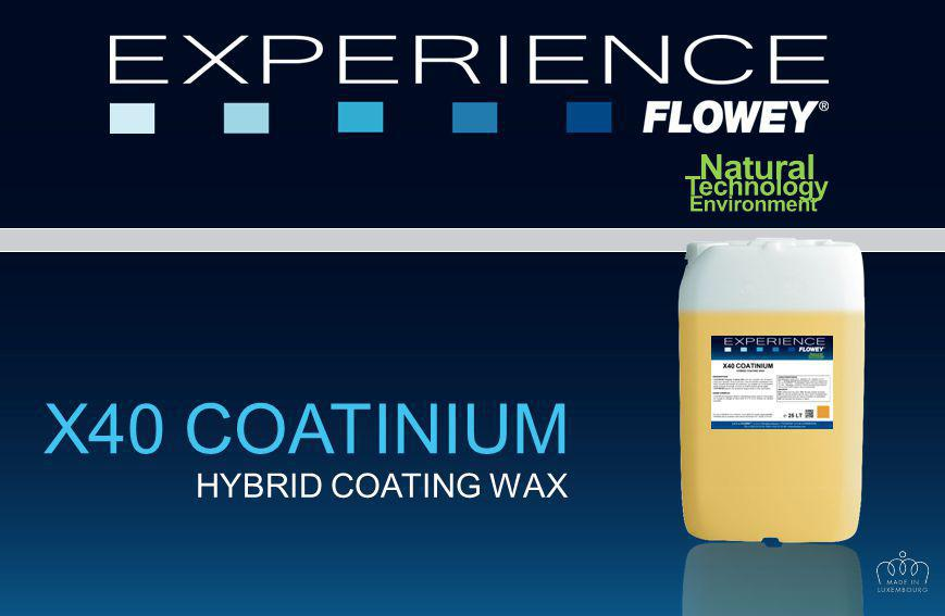 X40 COATINIUM HYBRID COATING WAX