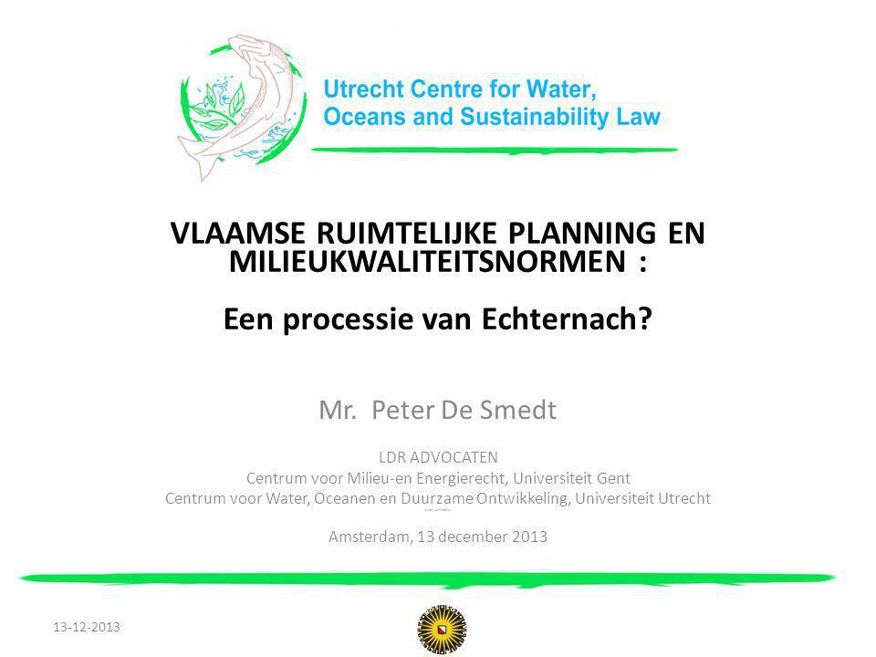 Centrum voor Milieu-en Energierecht, Universiteit Gent