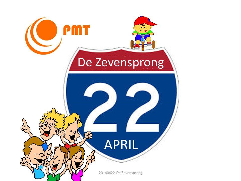 De Zevensprong APRIL 20140422 De Zevensprong