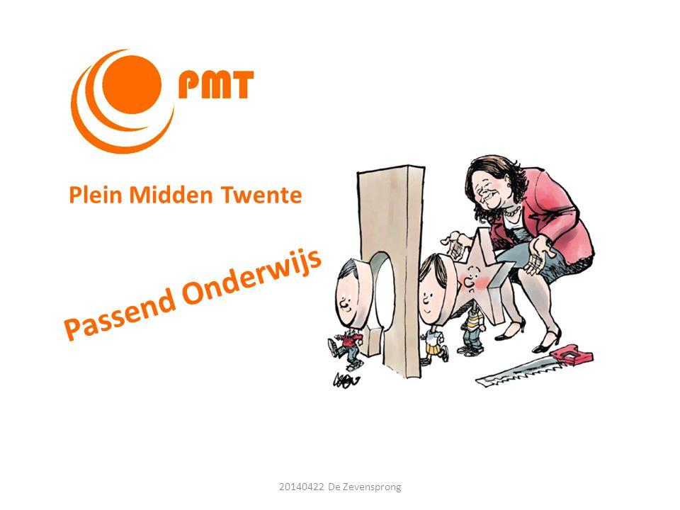 Plein Midden Twente Passend Onderwijs 20140422 De Zevensprong