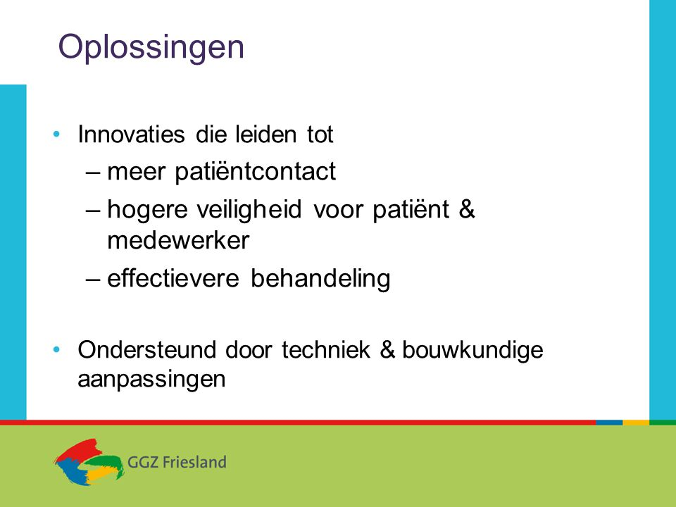 Oplossingen: Medicatie