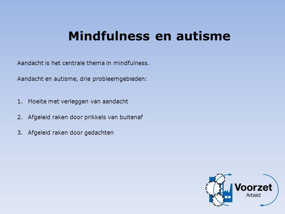 Mindfulness en autisme