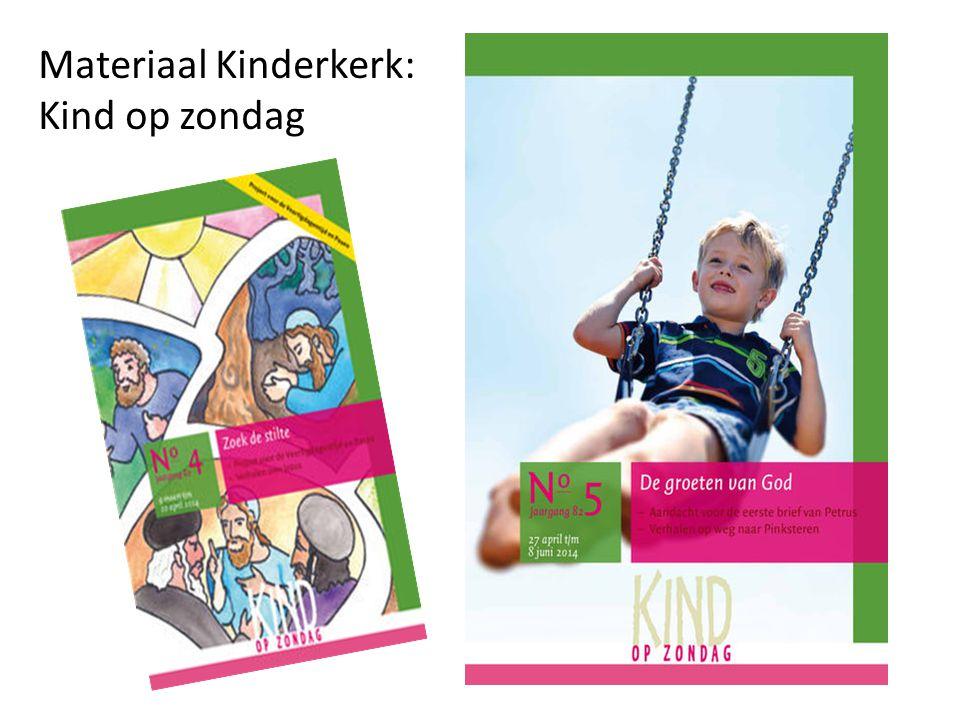 Materiaal Kinderkerk:
