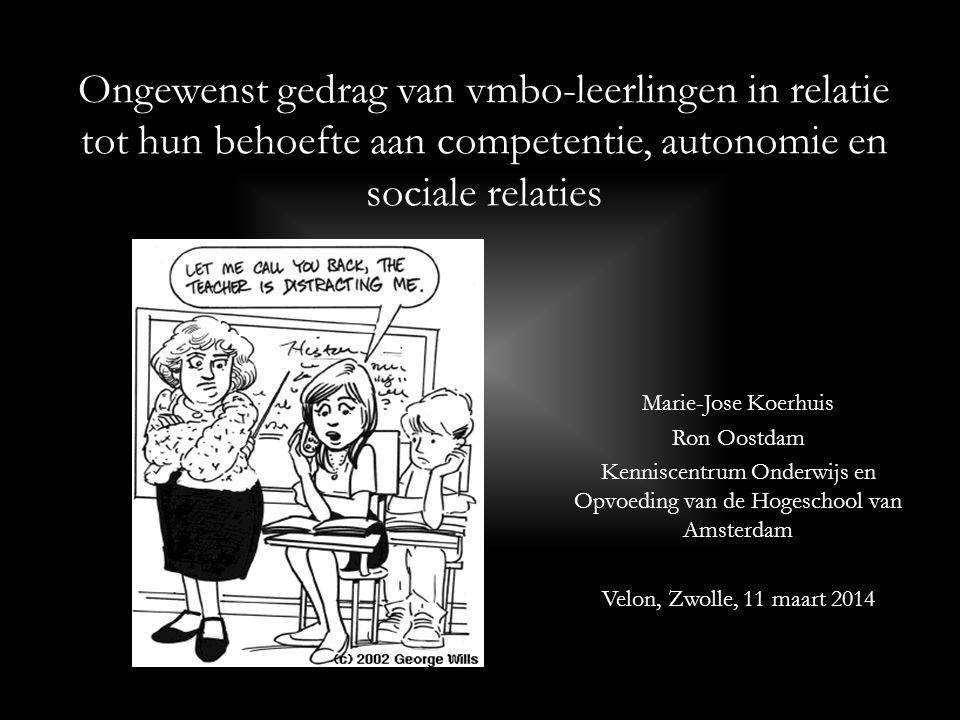 Kenniscentrum Onderwijs en Opvoeding van de Hogeschool van Amsterdam