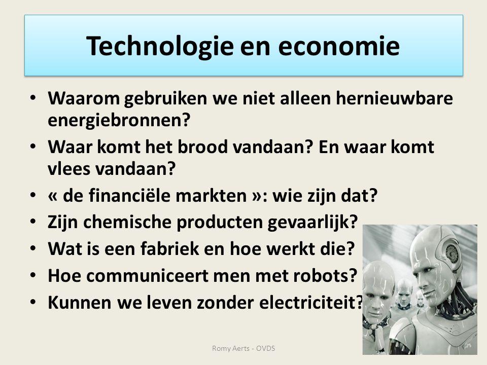 Technologie en economie