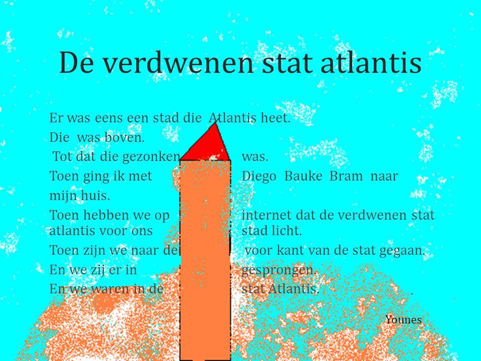 De verdwenen stat atlantis