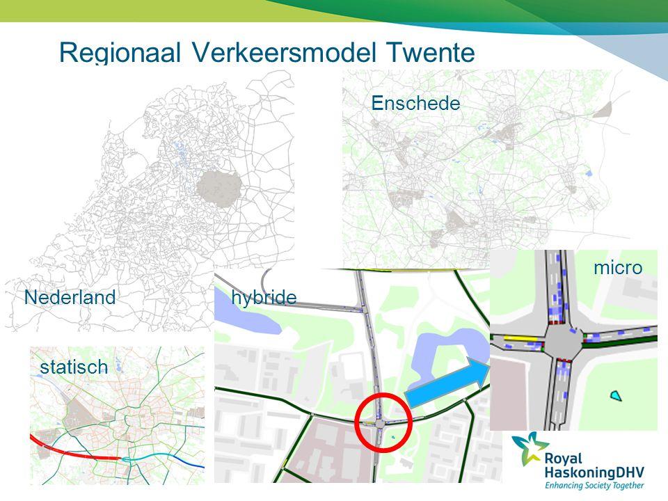 Regionaal Verkeersmodel Twente