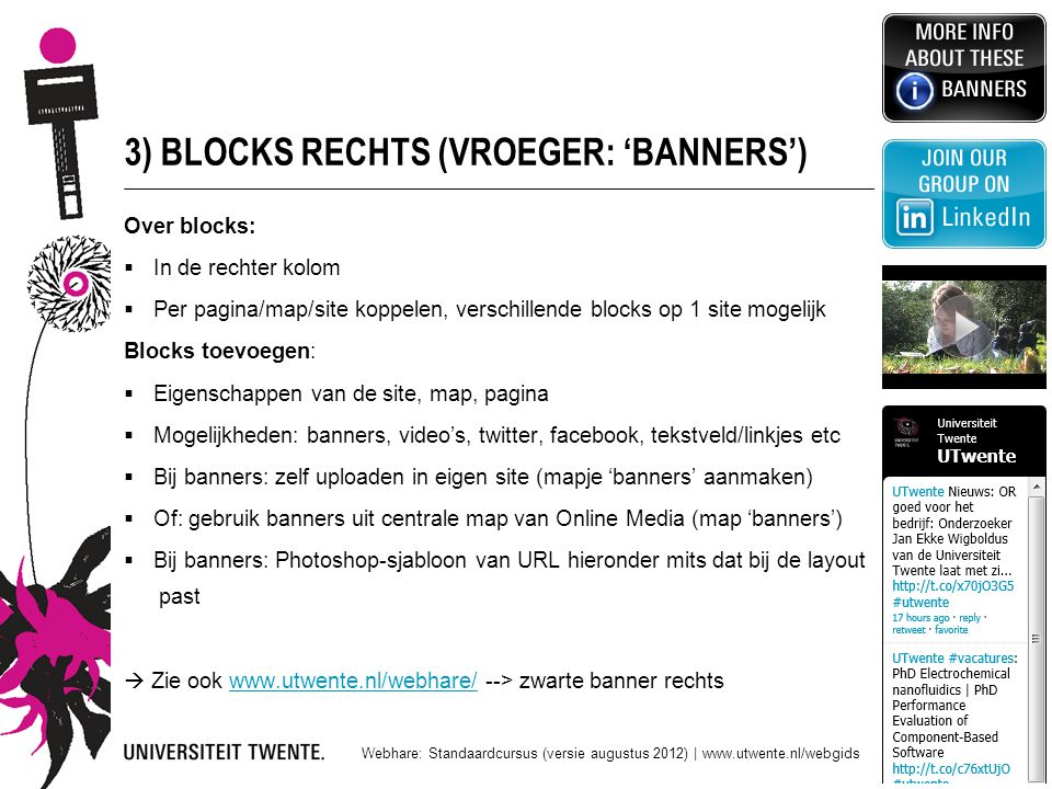 3) BLOCKS RECHTS (VROEGER: 'BANNERS')