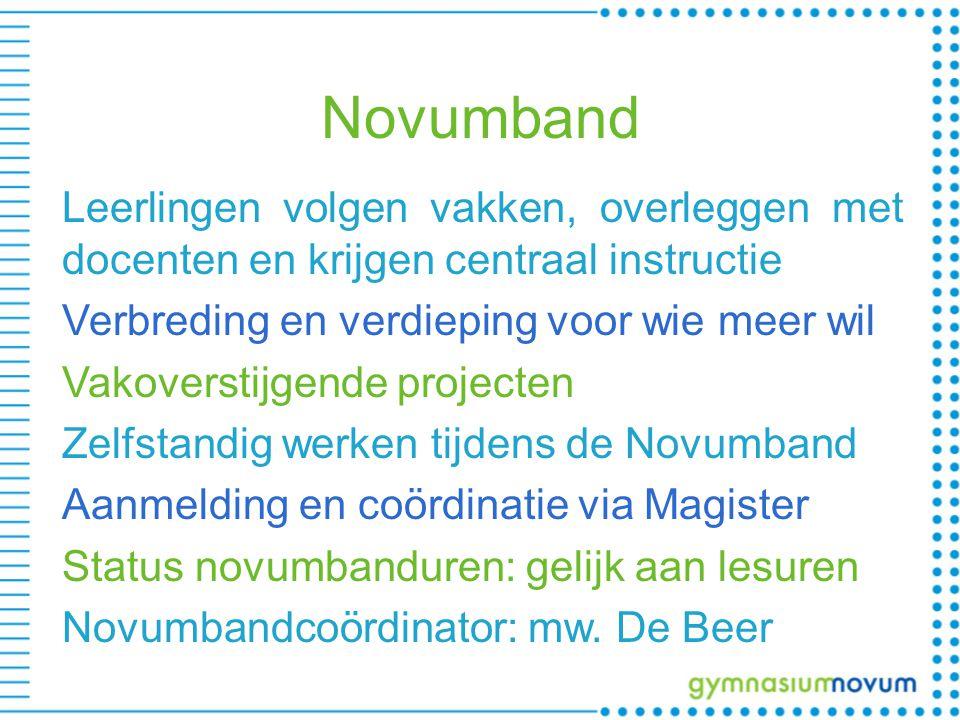 Novumband