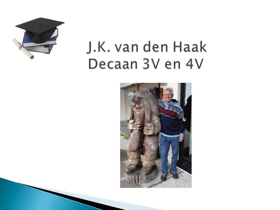 J.K. van den Haak Decaan 3V en 4V