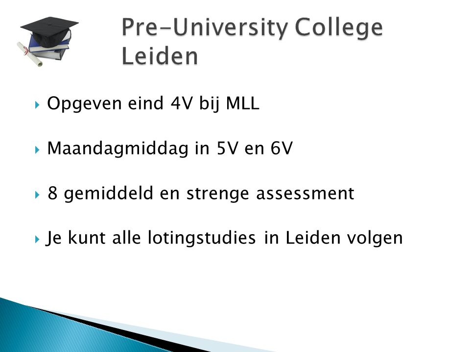 Pre-University College Leiden