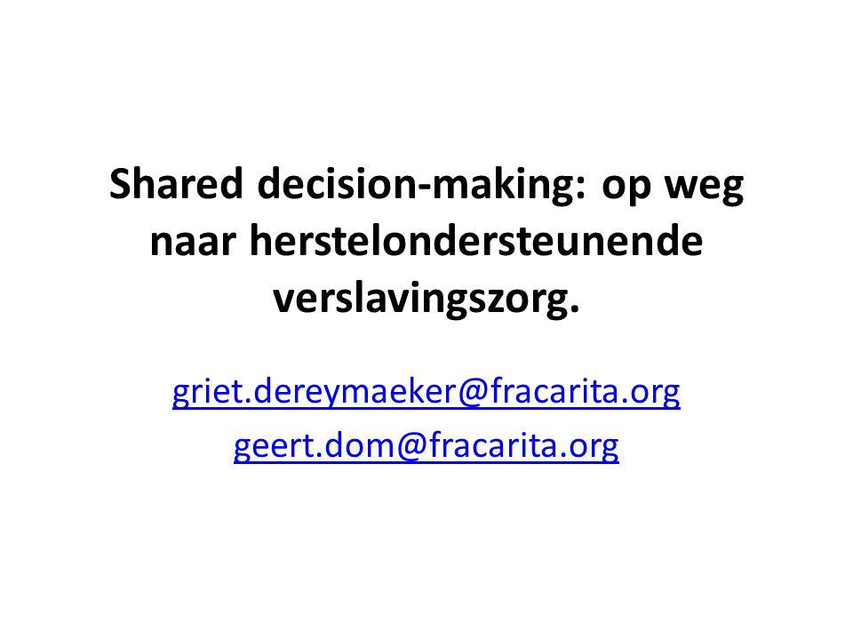 griet.dereymaeker@fracarita.org geert.dom@fracarita.org