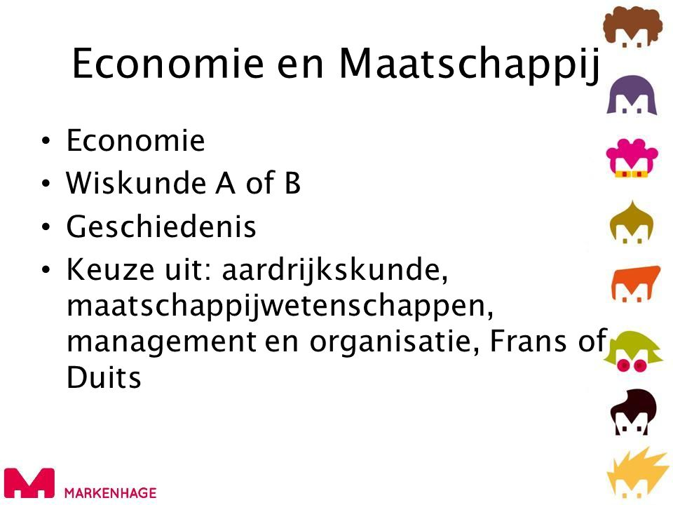 Economie en Maatschappij