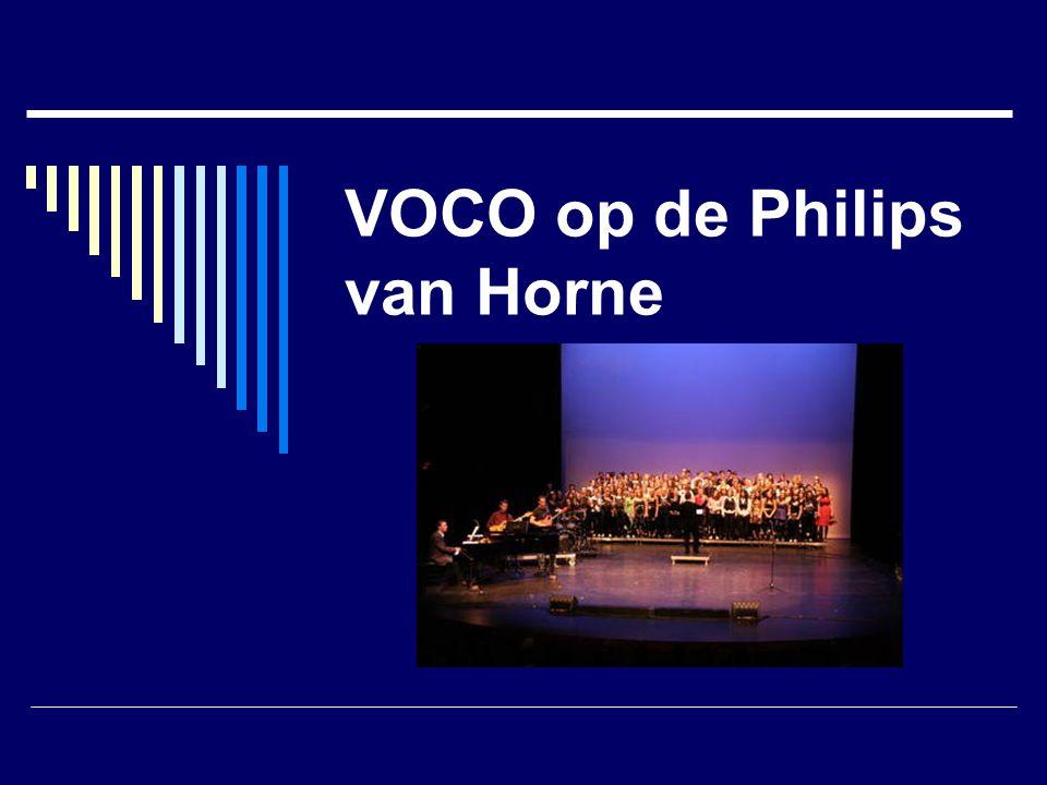 VOCO op de Philips van Horne