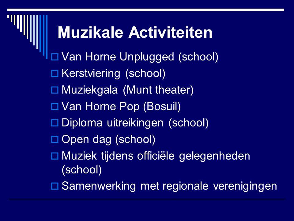 Muzikale Activiteiten