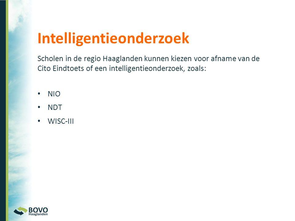 Intelligentieonderzoek