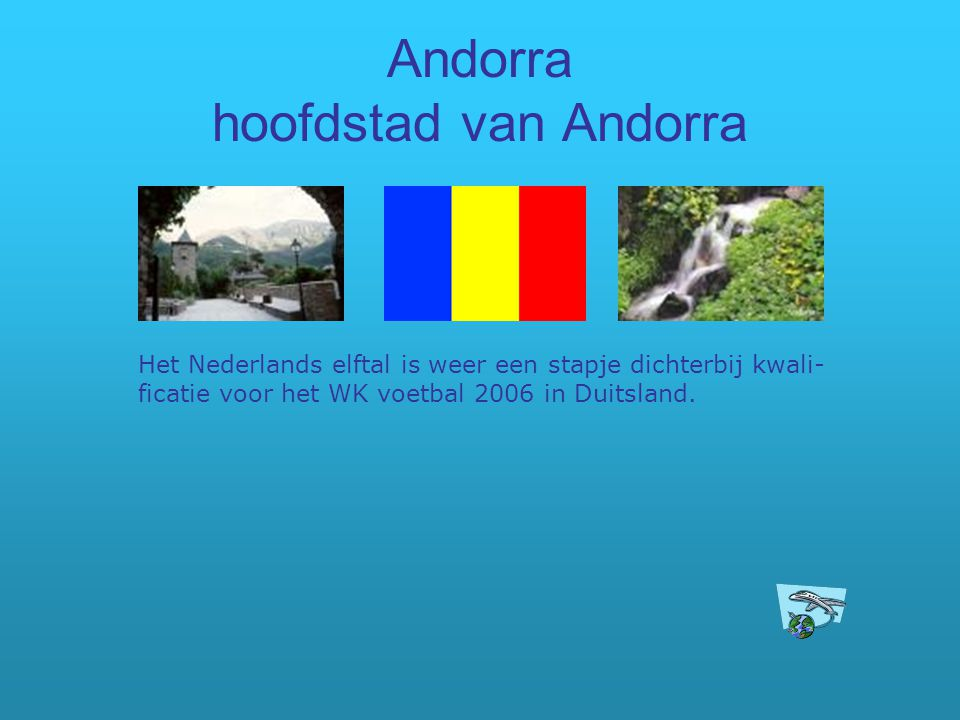 Andorra hoofdstad van Andorra