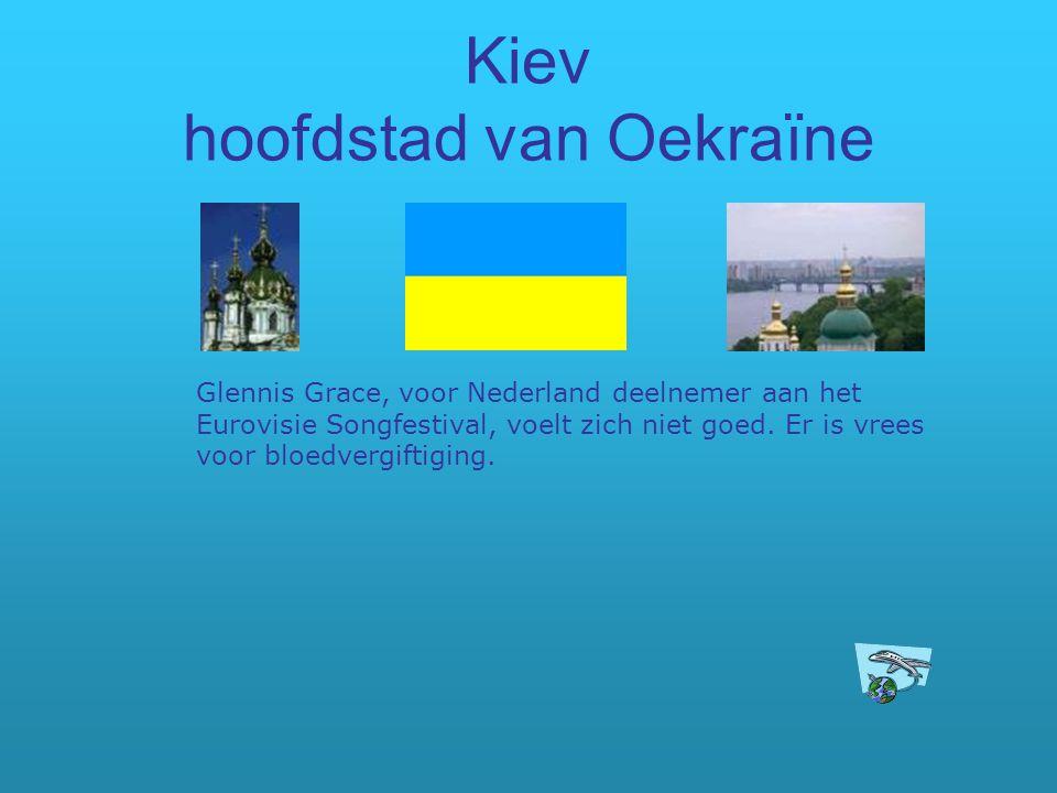 Kiev hoofdstad van Oekraïne