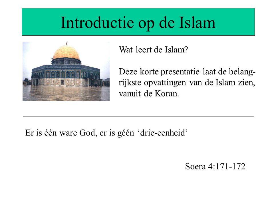 Introductie op de Islam