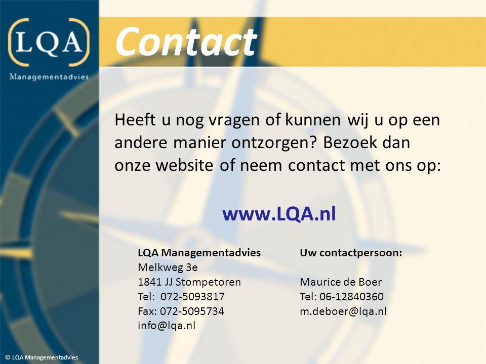 Contact Heeft u nog vragen of kunnen wij u op een andere manier ontzorgen Bezoek dan onze website of neem contact met ons op: