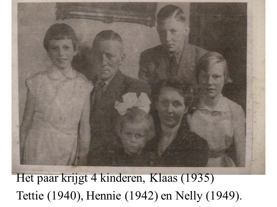 Het paar krijgt 4 kinderen, Klaas (1935)