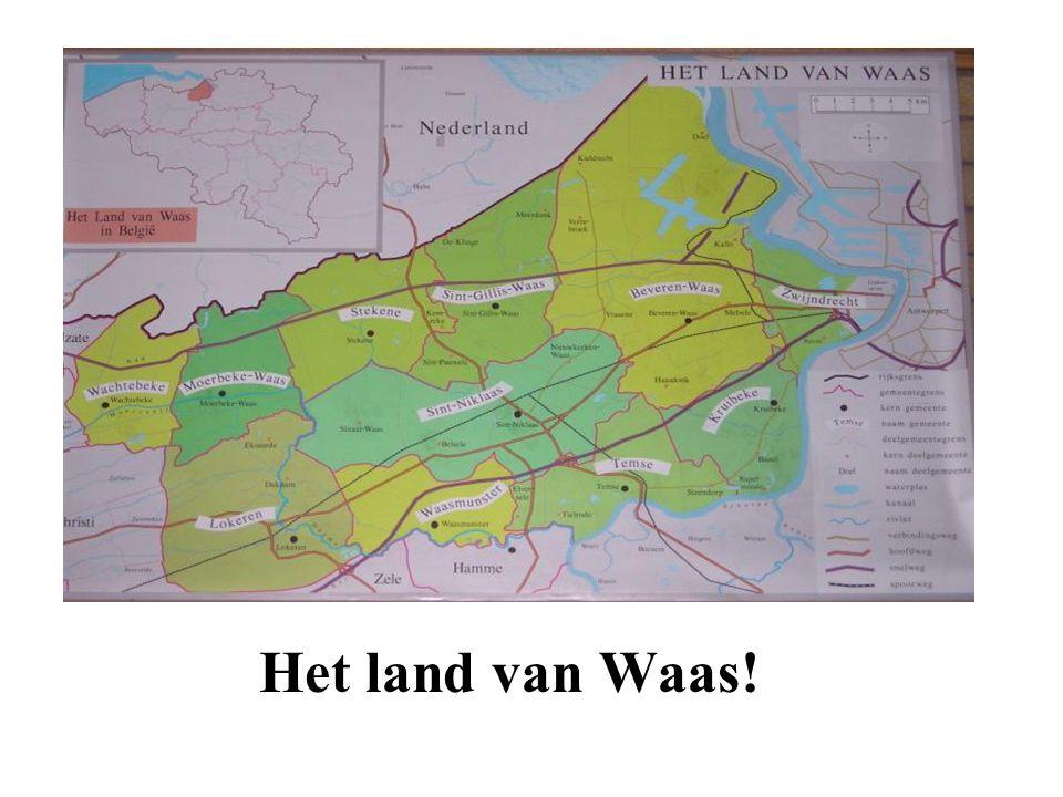 Het land van Waas!