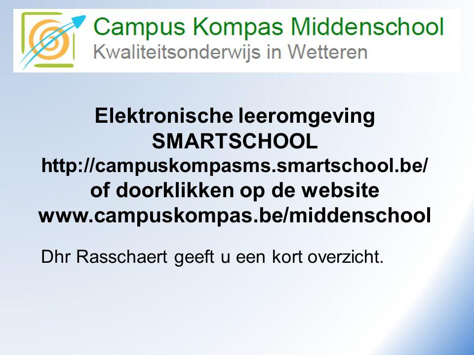 Elektronische leeromgeving of doorklikken op de website