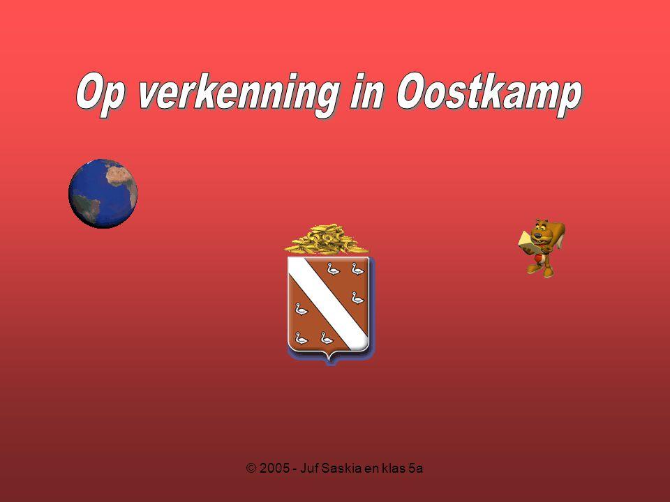 Op verkenning in Oostkamp