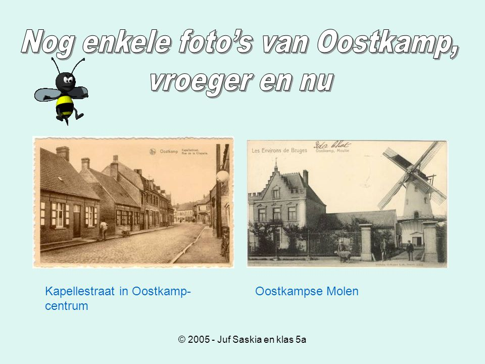 Nog enkele foto's van Oostkamp,