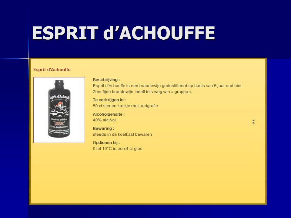 ESPRIT d'ACHOUFFE