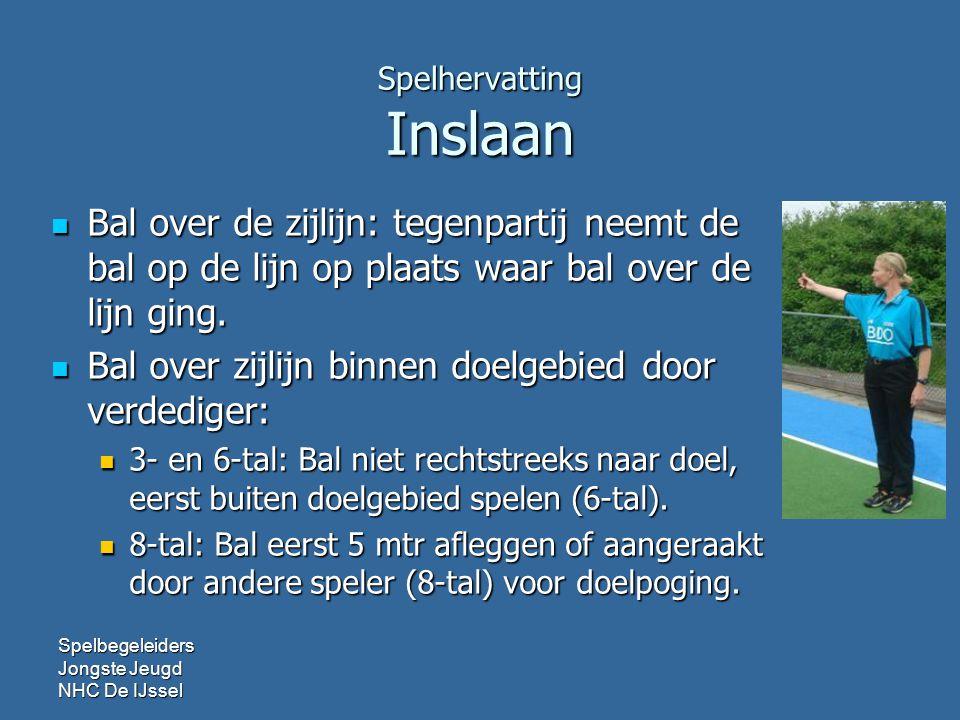 Spelhervatting Inslaan