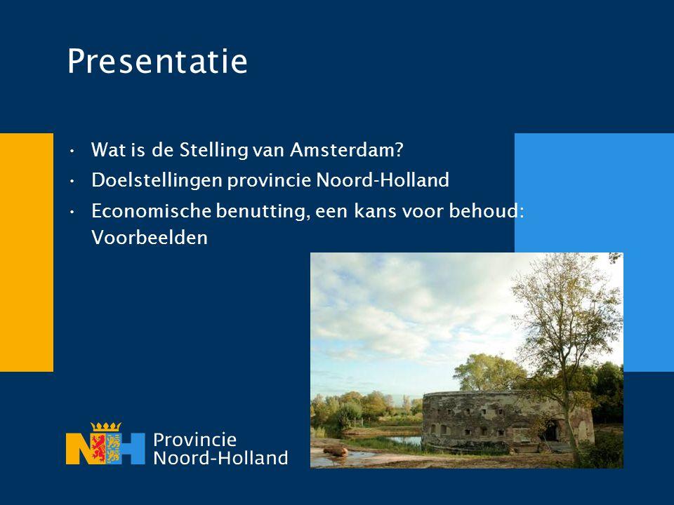 Presentatie Wat is de Stelling van Amsterdam