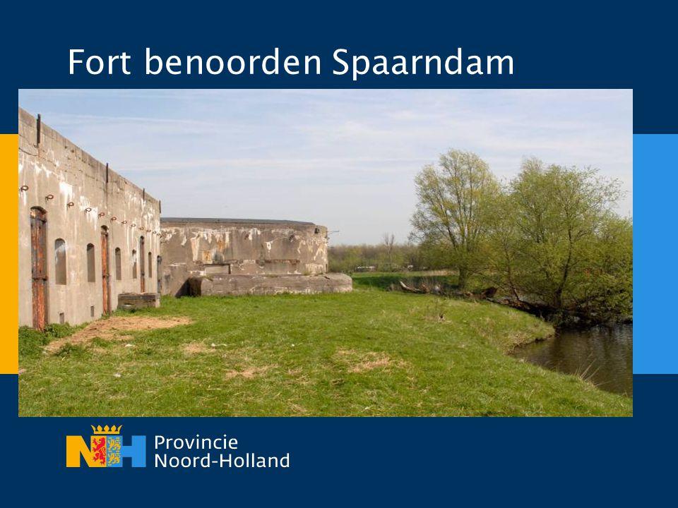 Fort benoorden Spaarndam