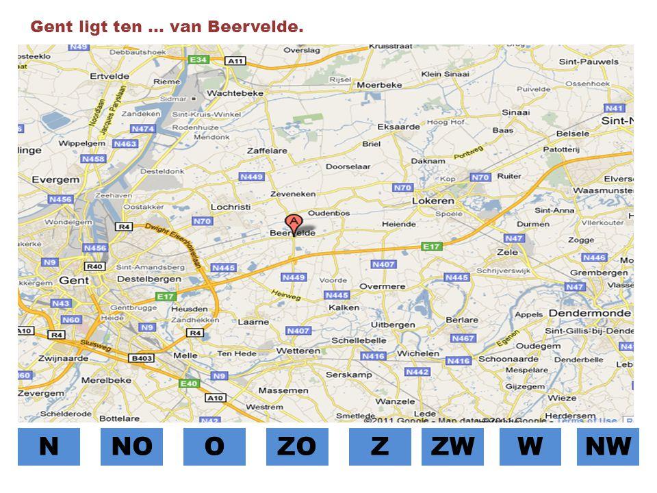 Gent ligt ten … van Beervelde.
