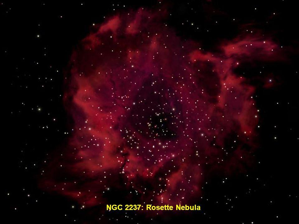 NGC 2237: Rosette Nebula