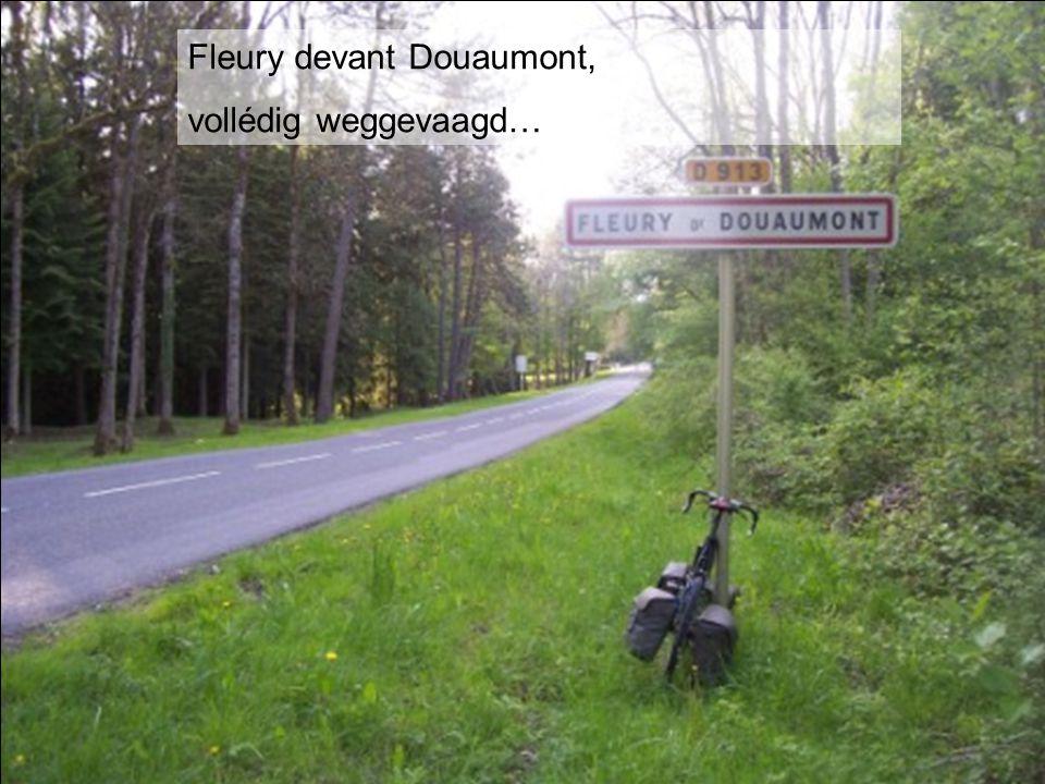 Fleury devant Douaumont,