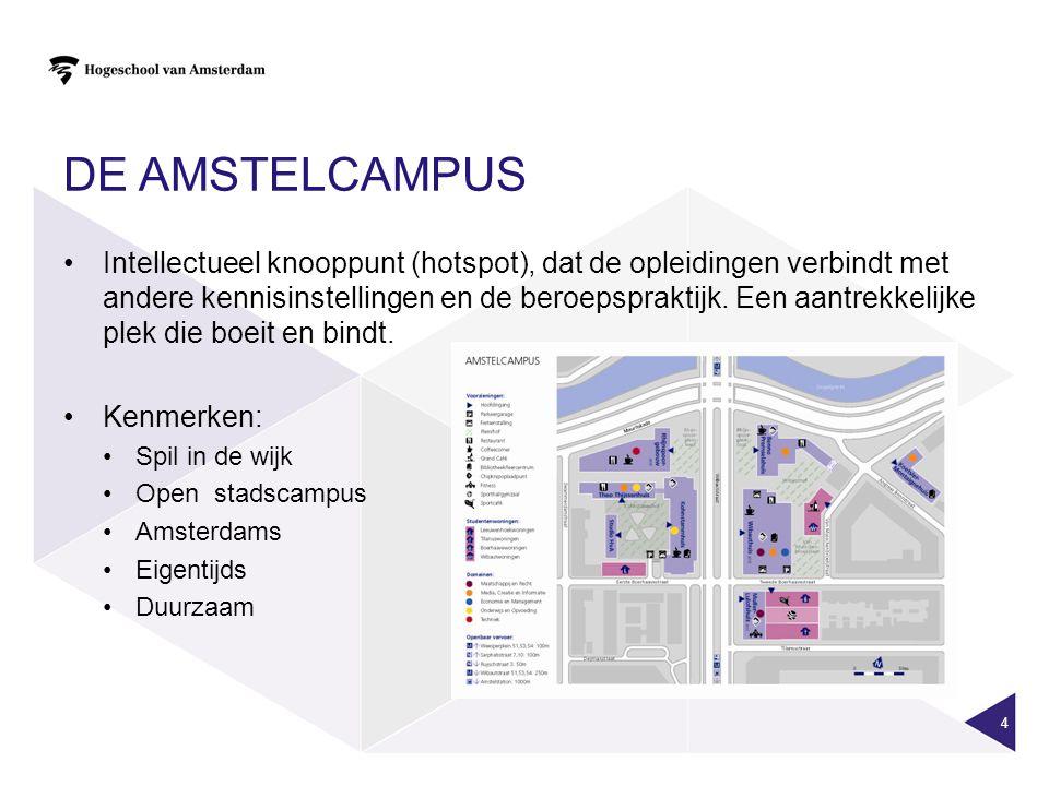 De Amstelcampus