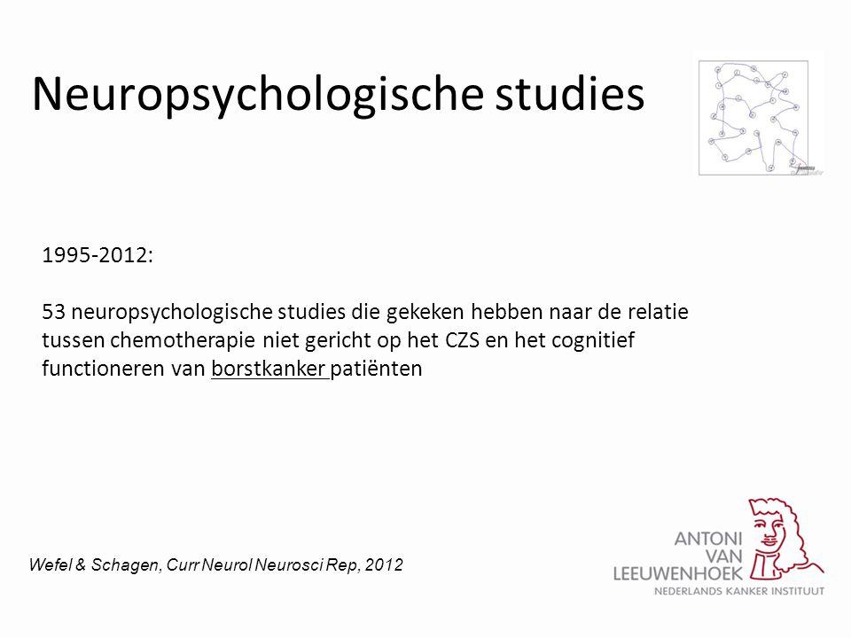 Neuropsychologische studies