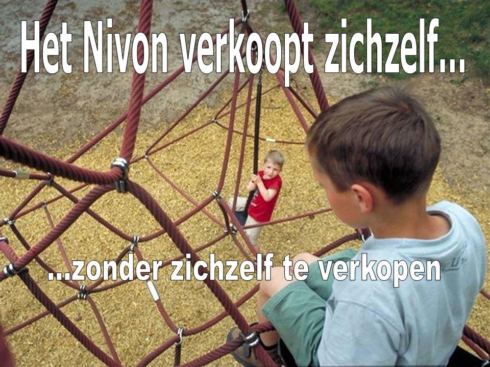 Het Nivon verkoopt zichzelf...