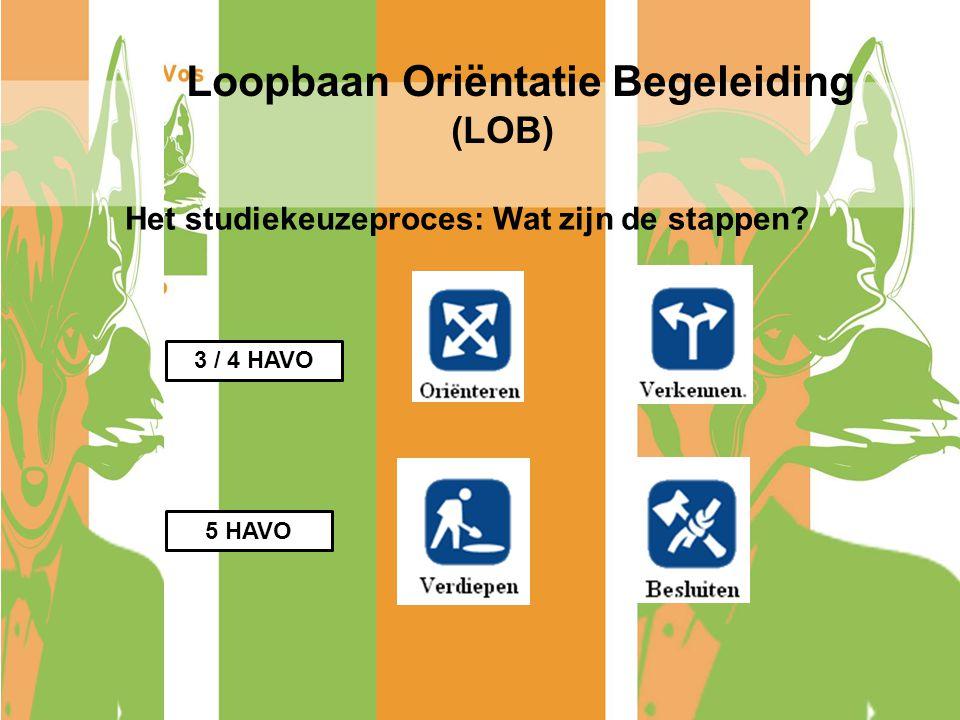 Loopbaan Oriëntatie Begeleiding (LOB)
