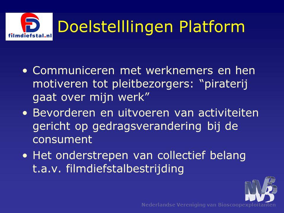 Doelstelllingen Platform