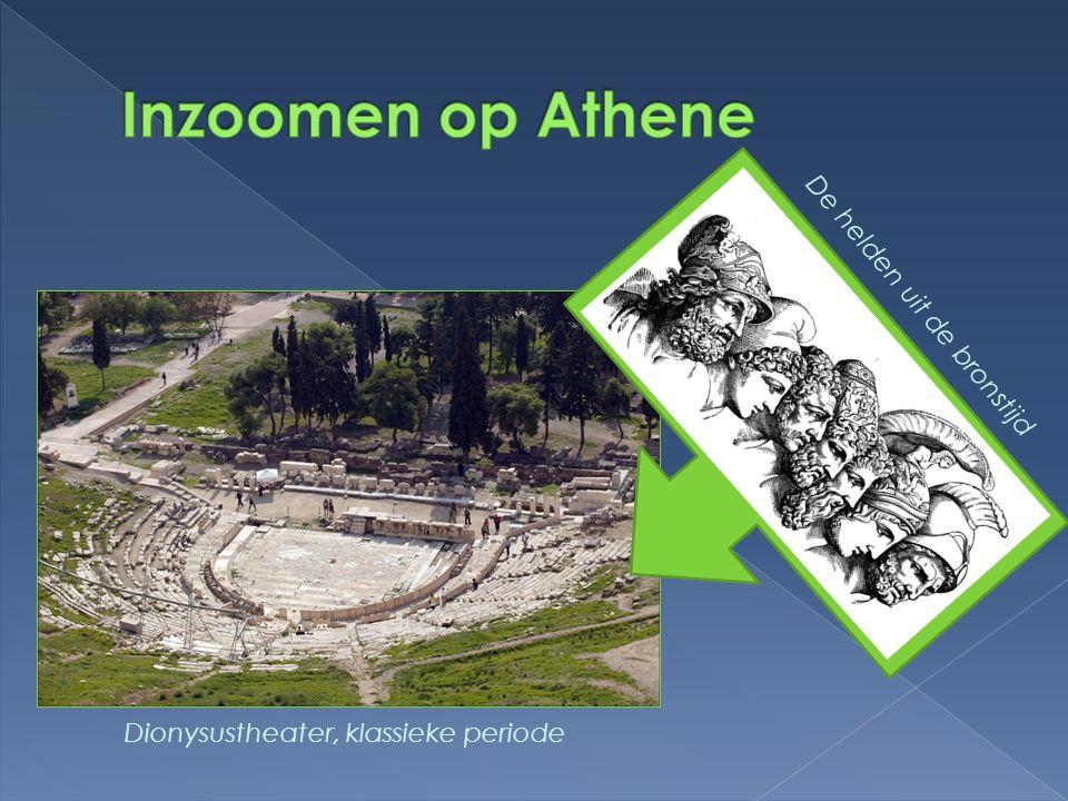 De helden uit de bronstijd