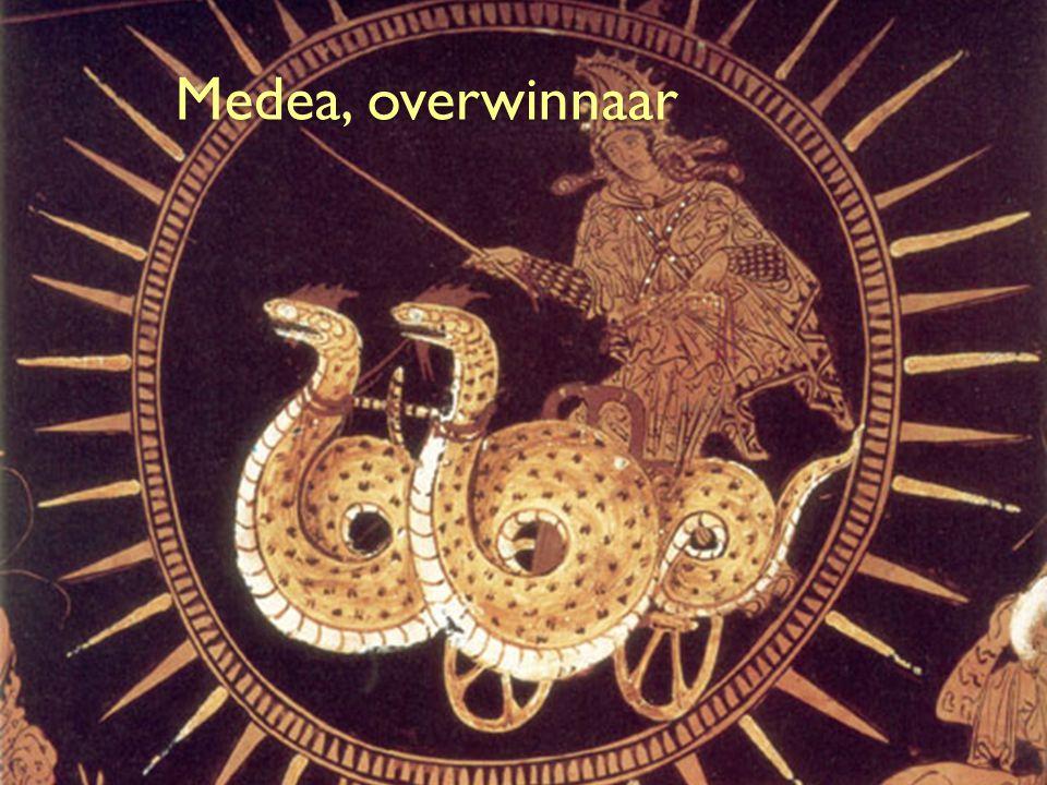 Medea, overwinnaar