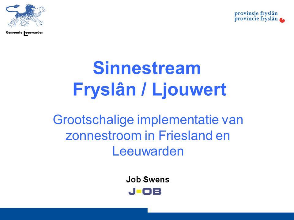 Sinnestream Fryslân / Ljouwert