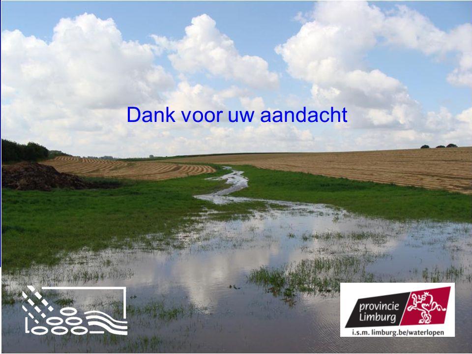 Dank voor uw aandacht Studiedag Participatie in het waterbeheer