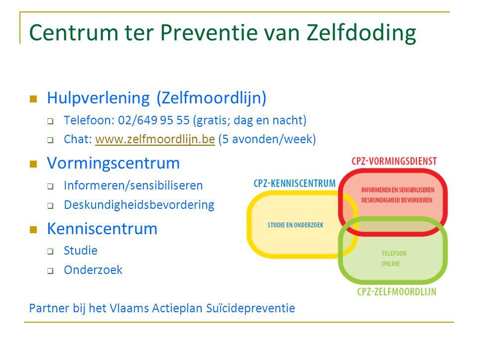 Centrum ter Preventie van Zelfdoding